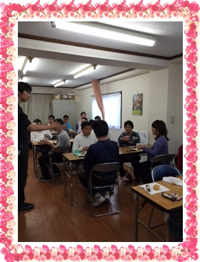 中橋さんお祝い会 1