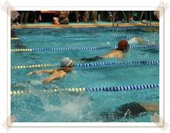 水泳大会②