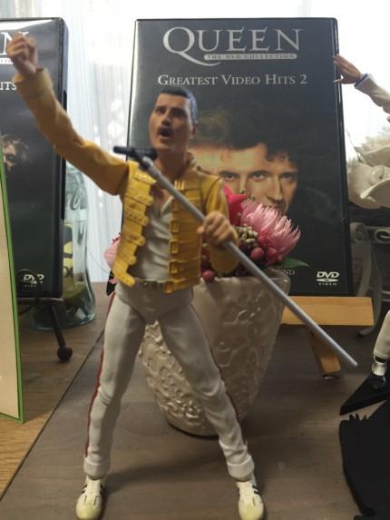 Freddie figure